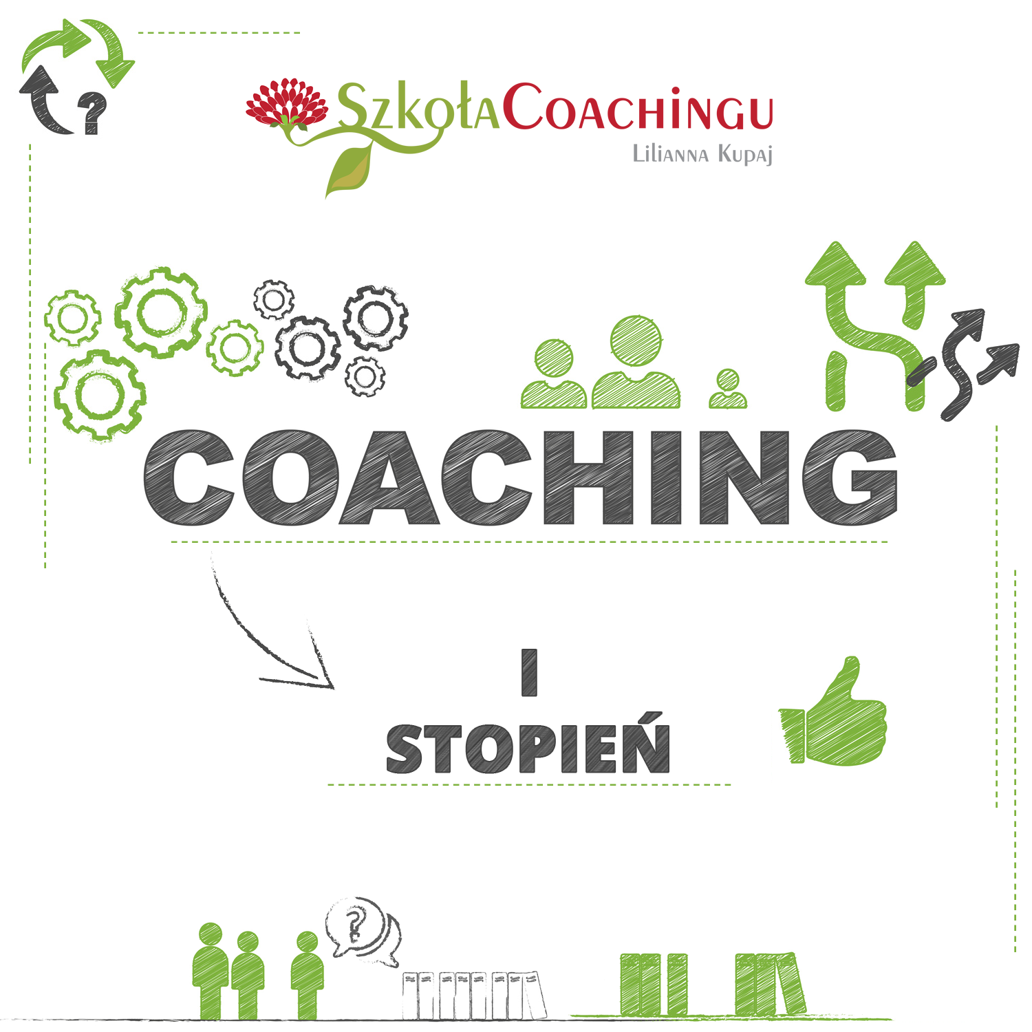 Szkoła Coachingu - Szkoła Coachingu I stopnia – Advanced Fundamental Coaching Skills ICI Tarnów III -VII 2018