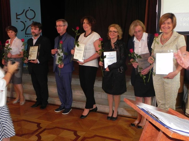 Podsumowanie Ruchu Innowacyjnego w Edukacji - Muzeum Miasta Łodzi 15.06.2015 r.