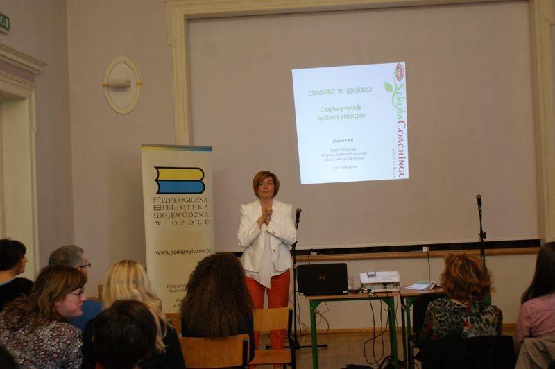 Konferencja COACHING W EDUKACJI - Opole, 15.04.2015