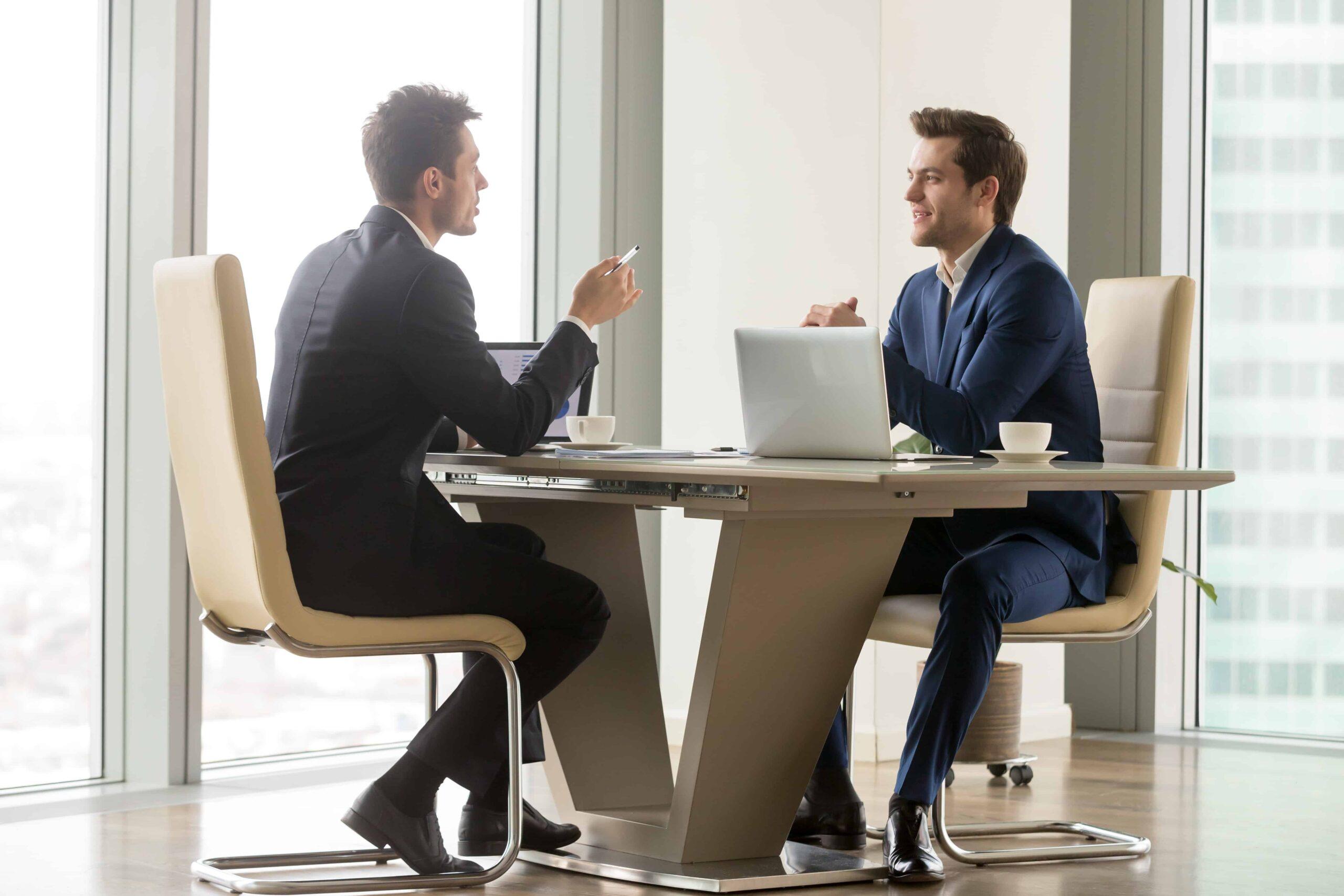 co to jest coaching? Spotkanie coacha z Klientem