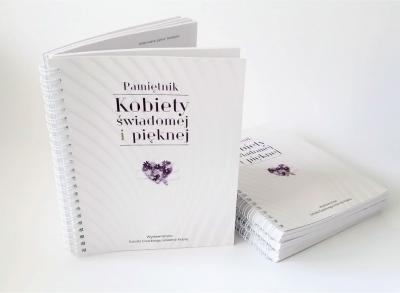 pamiętnik szyty Lilianna Kupaj